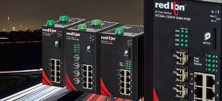 Industrial Ethernet Managed Switches