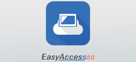 Button Easy Access Software
