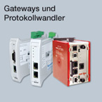 Gateways, Protokollwandler und Repeater