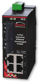 Industrial Ethernet - Sixnet SL Switches