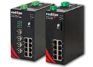 Industrial Ethernet und WLAN Managed Switches