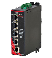 Industrial Ethernet - Spotlights PoE