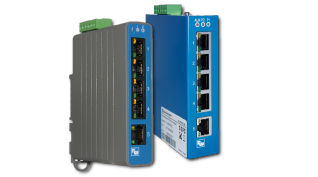 Industrial Ethernet und WLAN Unmanaged Switches